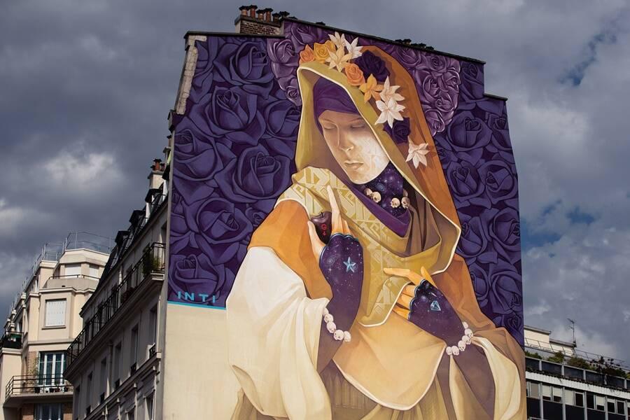 La Madre Mural