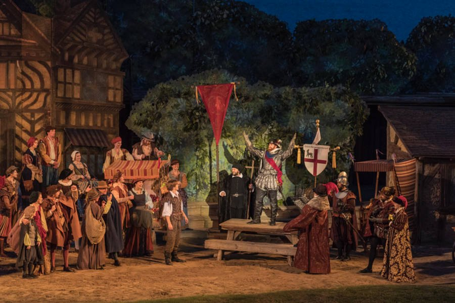 Lost Colony Of Roanoke Play