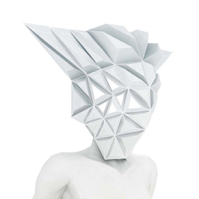 Mannequin Art 3Gatti Geometric