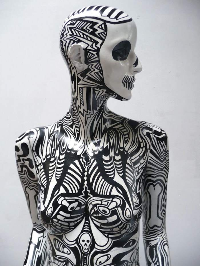 Mannequin Art Andy Council