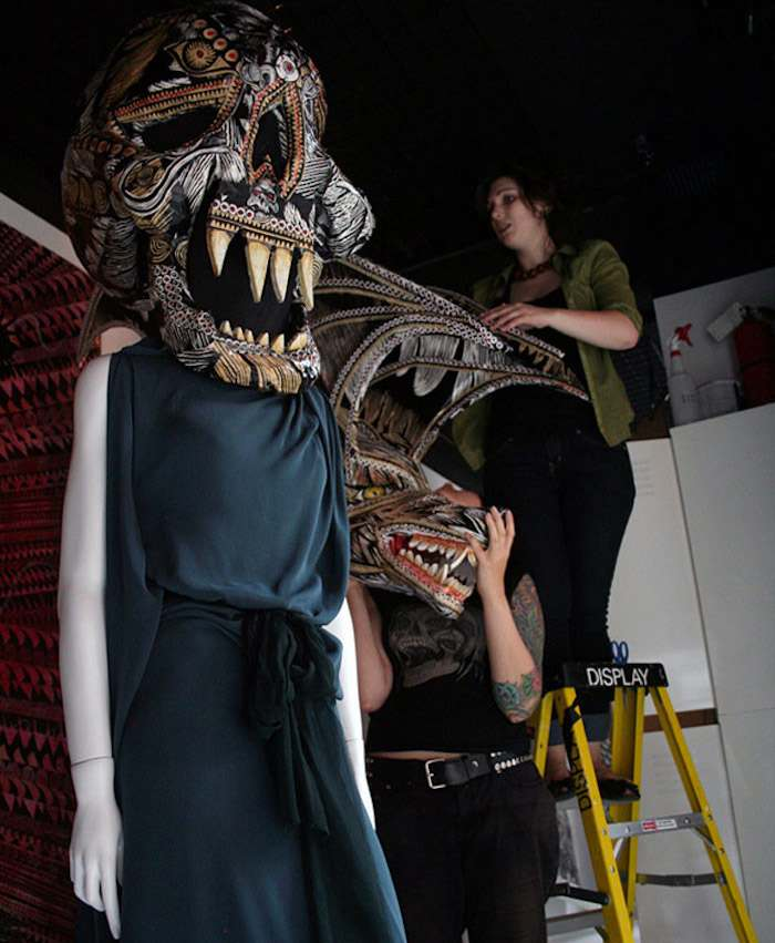 Mannequin Art Barneys Display