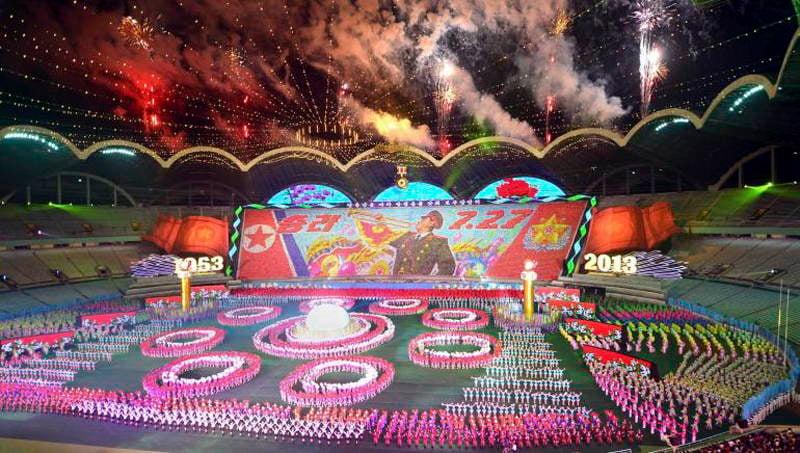 Mass Games 2013 Finale