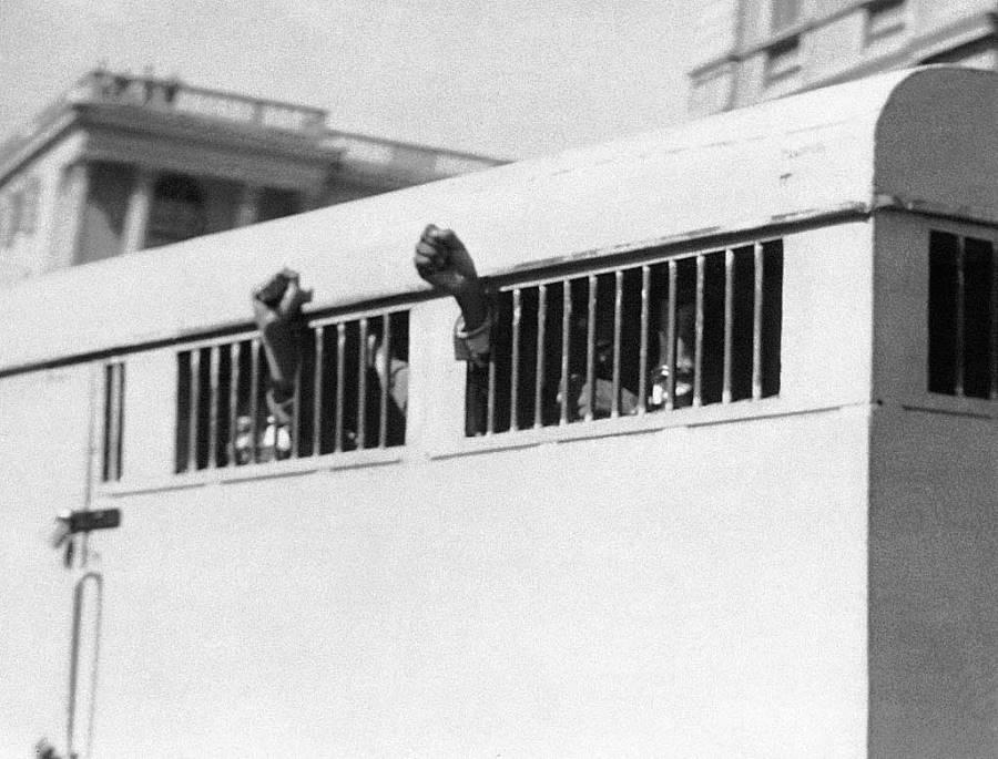 Nelson Mandela After Life Sentencing