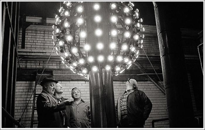 New Year Traditions Ball Drop