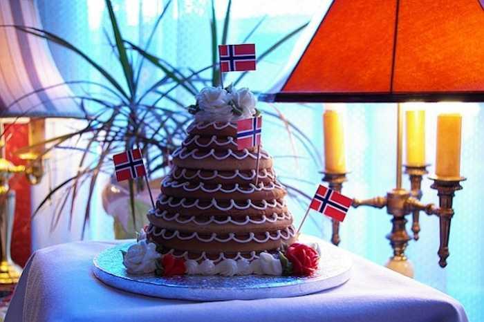 Danish Cake