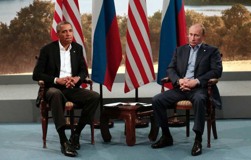 Photos Of 2013 G8 Meeting
