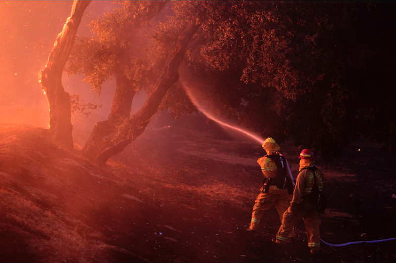 Photos Of 2013 California Fires