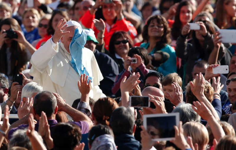 Photos Of 2013 Pope Francis