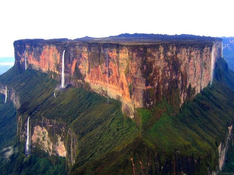 Spectacular Waterfalls Angel Tiers