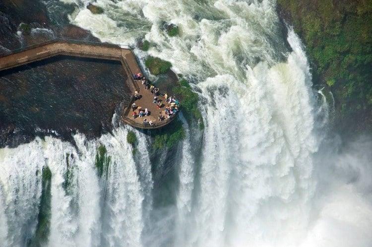 Iguazu Observation Deck