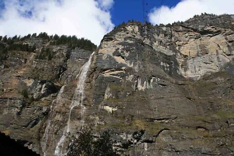 Murrenbach Waterfalls