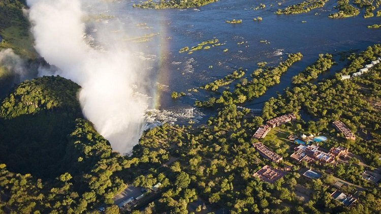Natural Wonders Of The World Victoria Falls