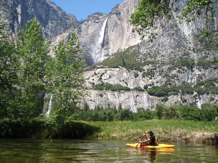 Yosemite Falls Picture