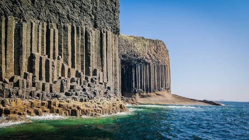 Сюрреалистичных мест в Шотландии