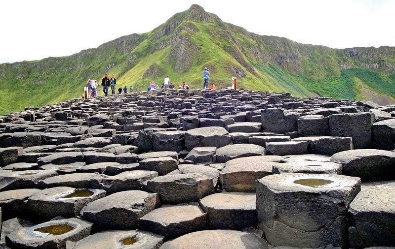 Сюрреалистичных мест в Ирландии