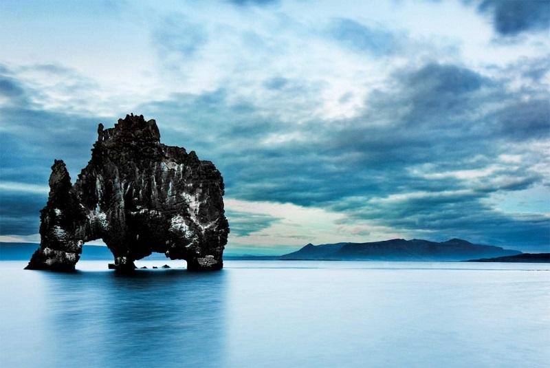 Сюрреалистичных мест в Исландии