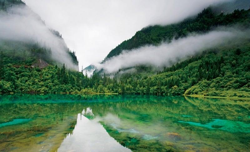 Самых Сюрреалистических мест в Китае