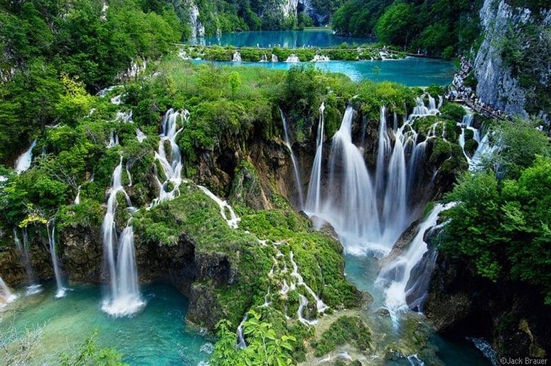 Сюрреалистичных мест в Хорватии