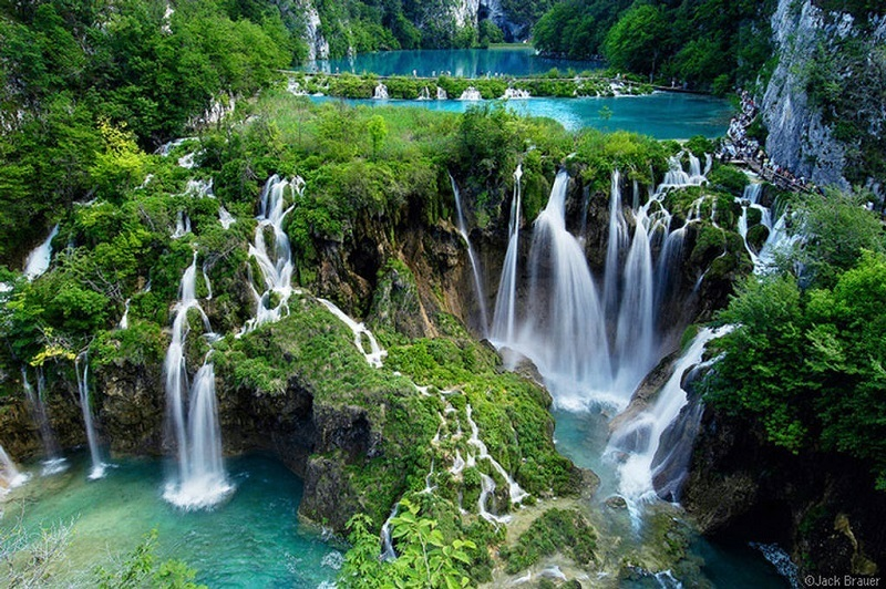 Surreal Places in Croatia