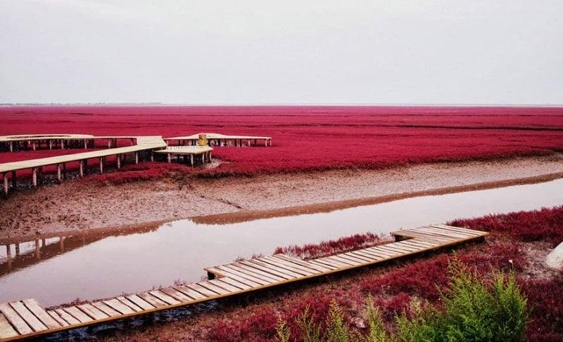 Сюрреалистичных мест в Китае