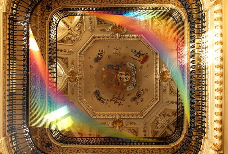Aerial Look at Plexus no. 19