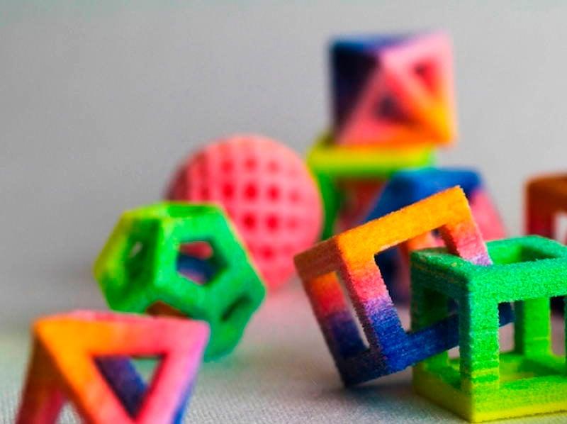 3D Printers Shapes