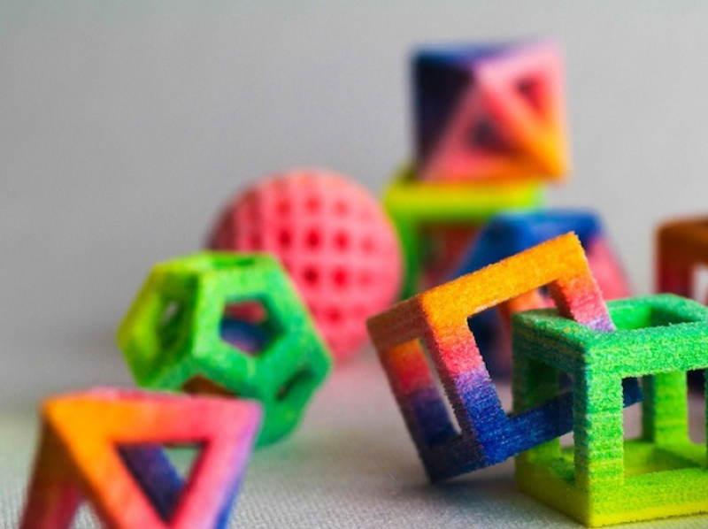 3D Printers And Food
