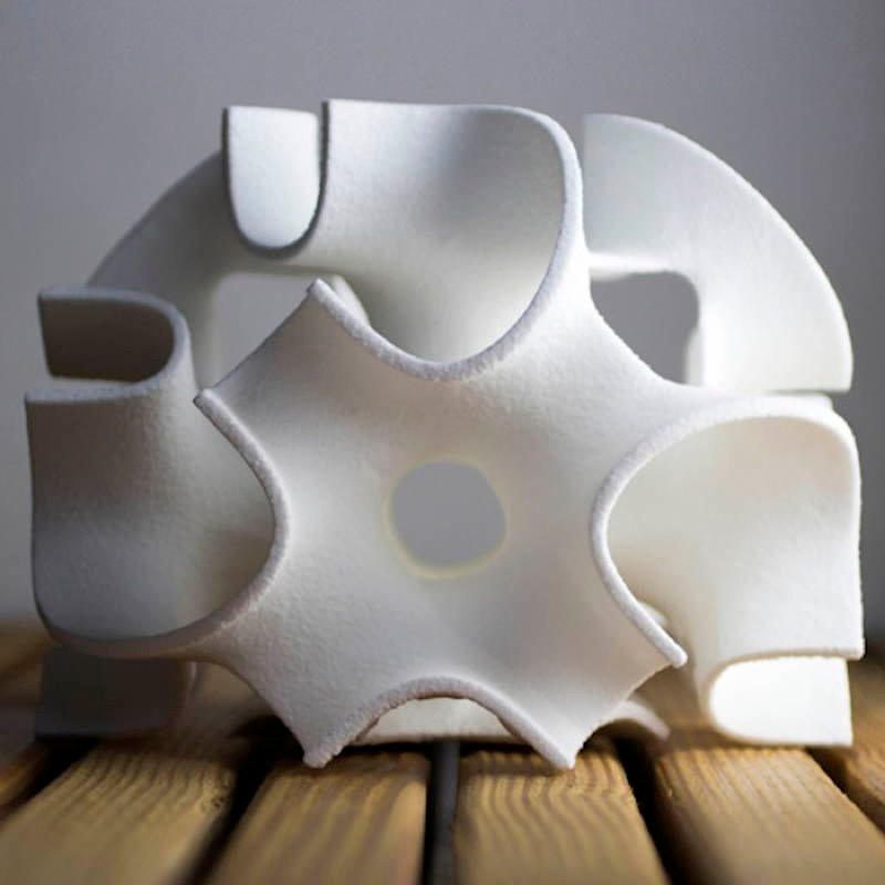 3D Printers Sugar Structure