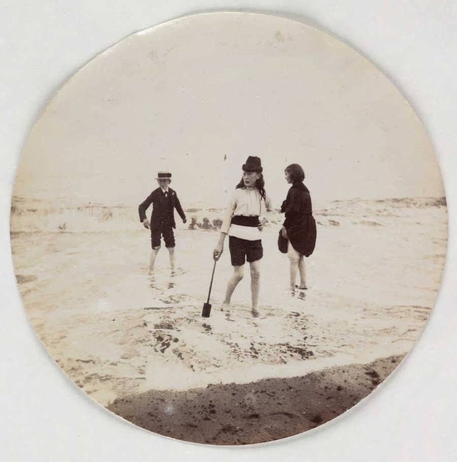 First Kodak Moments Beach Fun