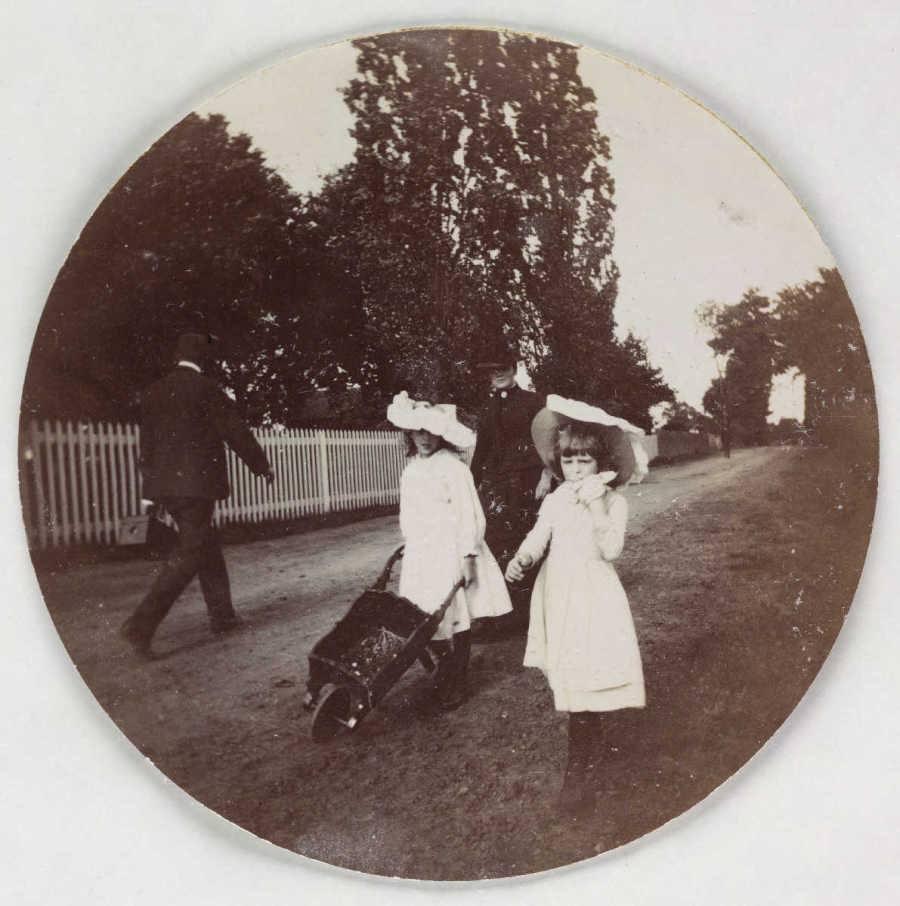 First Kodak Moments Wheelbarrow