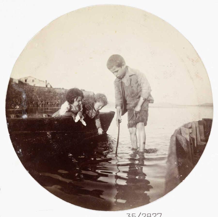 First Kodak Moments Boat