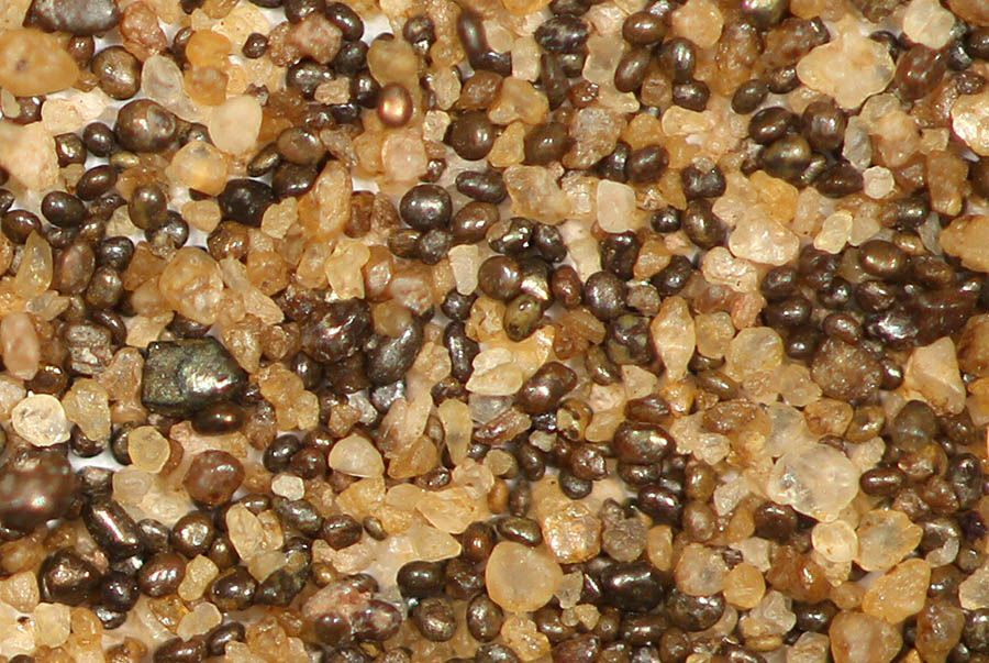 Magnified Sand Cocoa Pebbles
