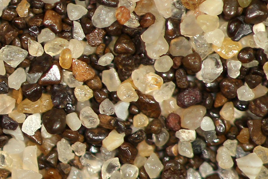 Magnified Sand Freshwater Beach