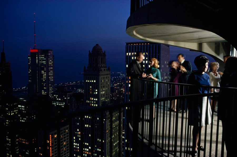 Chicago Balcony