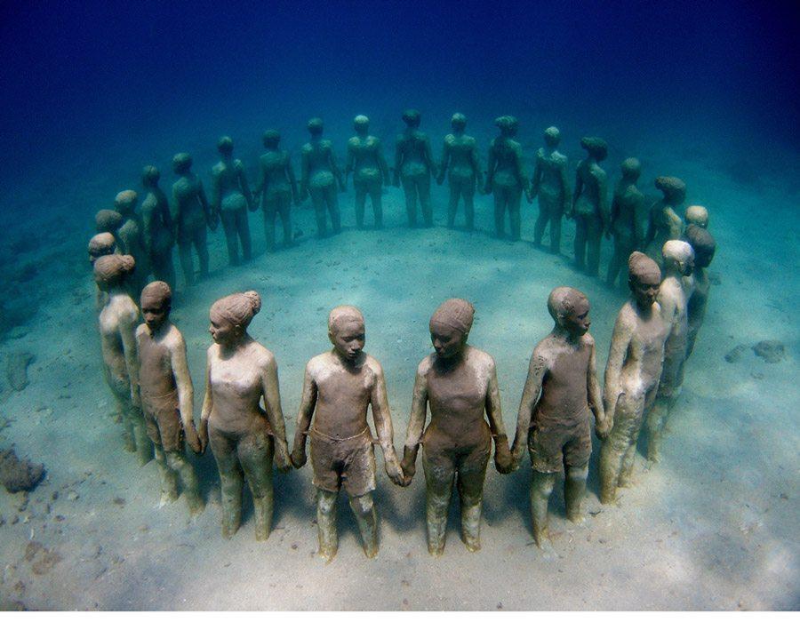 Underwater Museum Mystic Ring