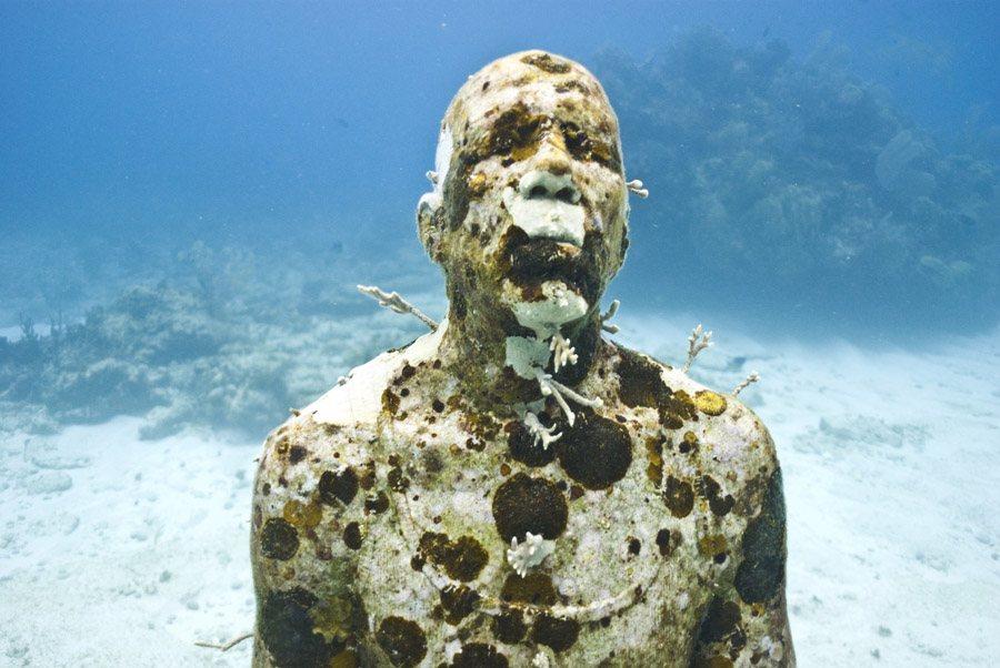 Underwater Museum Singular Solitude