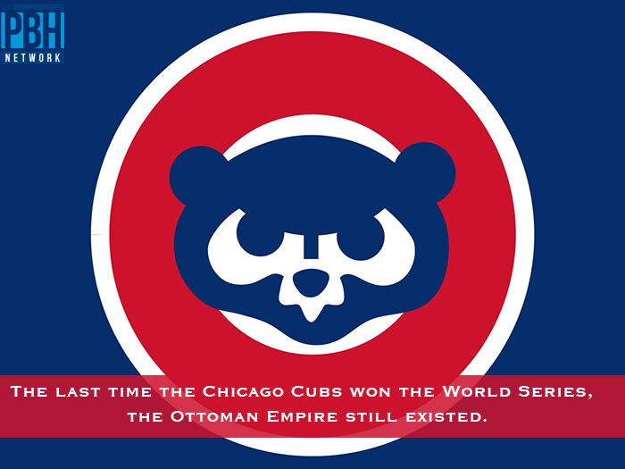 Chicago Cubs World Series Fact