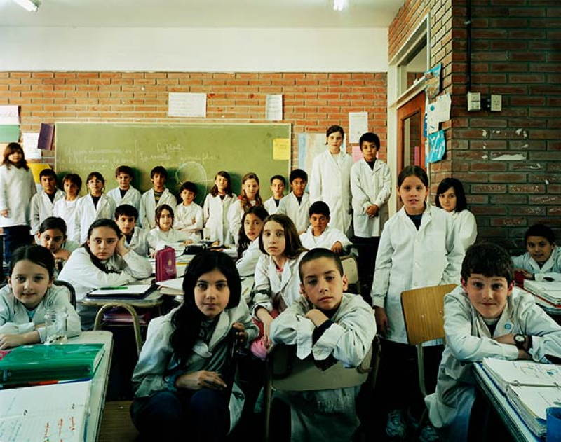 Pictures Of Classrooms Across The World