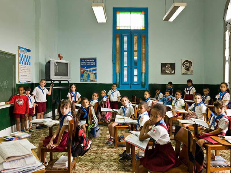 Classrooms Across The World Cuba
