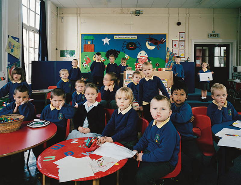England Year 1 Class