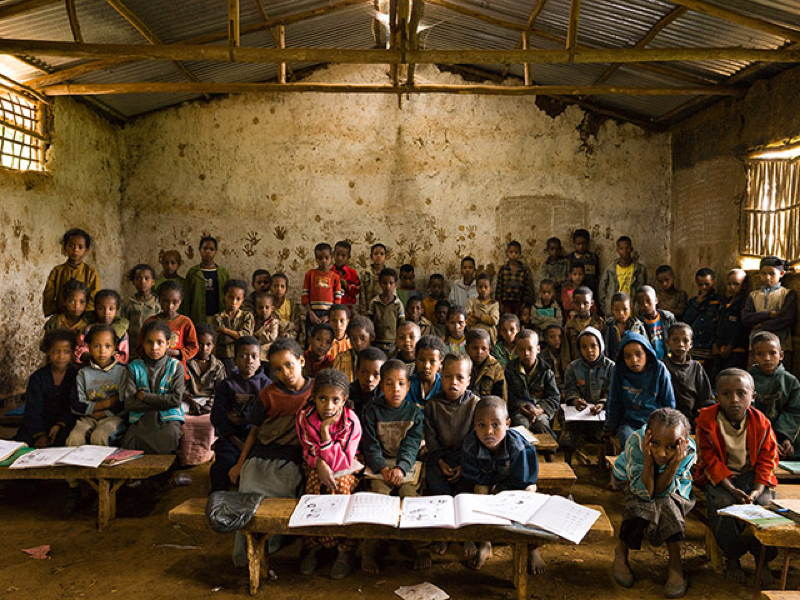 Classrooms World Ethiopia