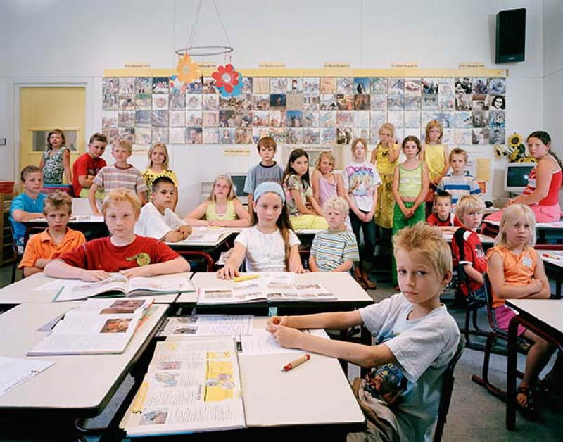 School In Holland