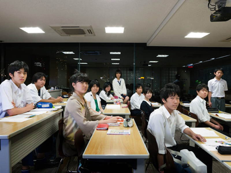 Classrooms World Japan