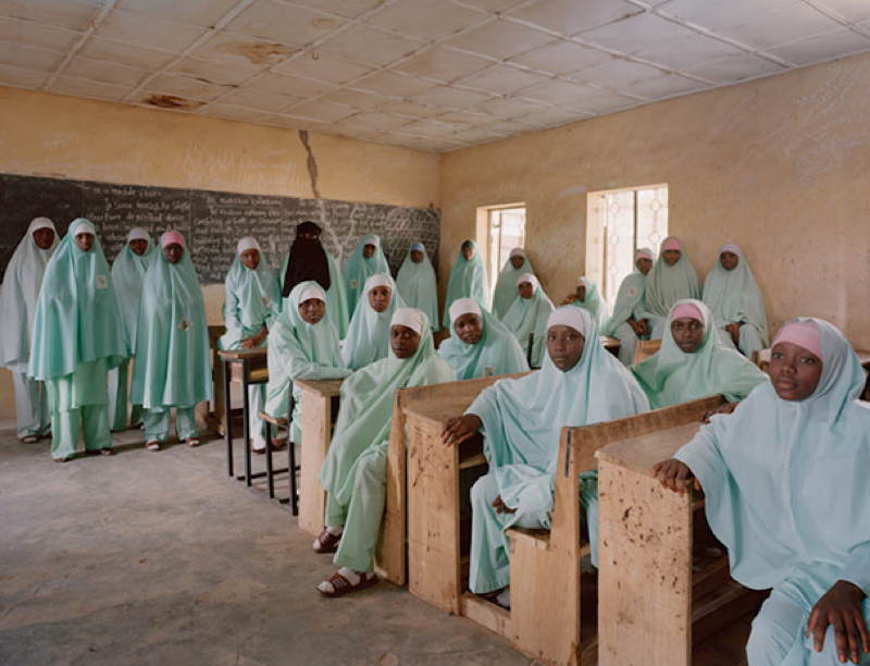 Classrooms World Nigeria Women