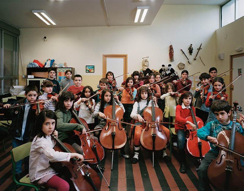 Spain Music Class