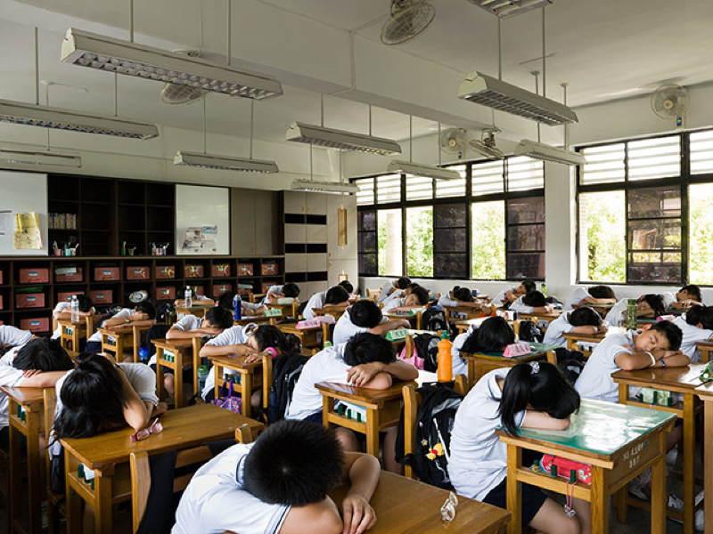 Taiwan Classroom
