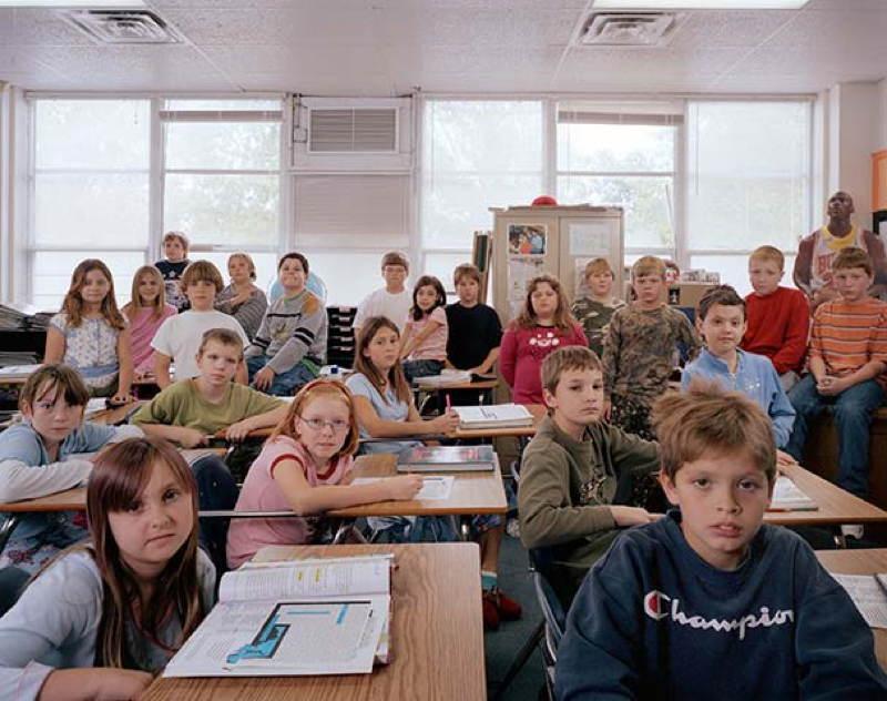 Oklahoma School