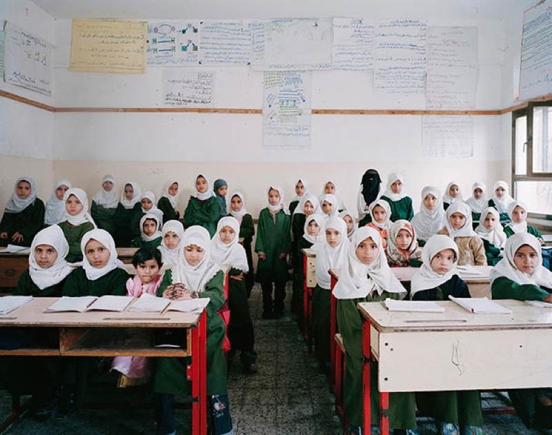 Classrooms World Yemen Girls