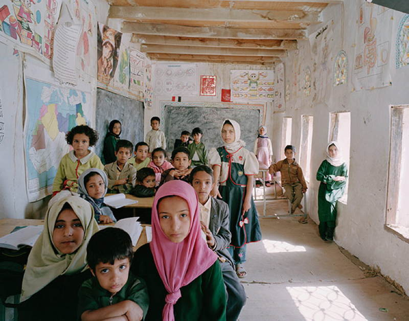 Classrooms World Yemen