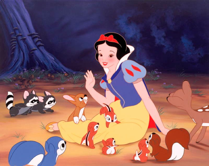Fairytales Disney Snow White